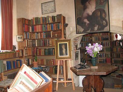 Virginia Woolfs Zimmer