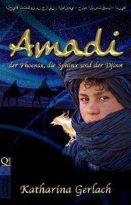 Amadi, der Phoenix, die Sphinx und der Djinn