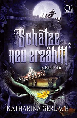 Titelbild Märchenadaptionen Sammelband 2